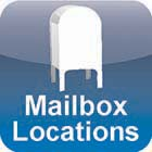 Mailbox Locations Icon