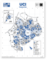Oc Campus Map.Uci Transportation And Distribution Services