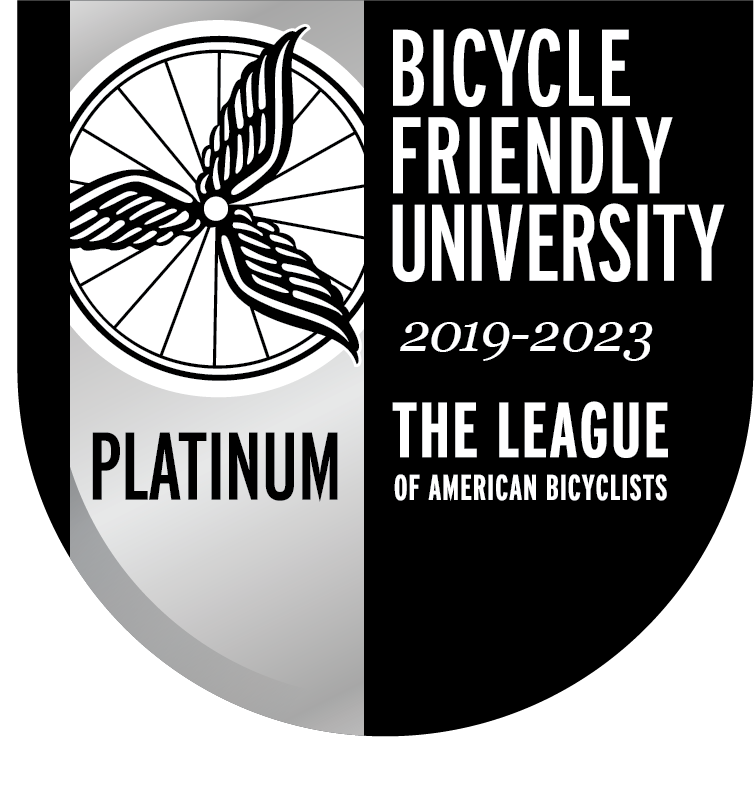 Bike Friendly Univeristy - Gold